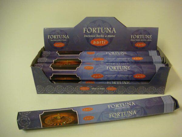 Incienso Aarti Fortuna - Laura Casart