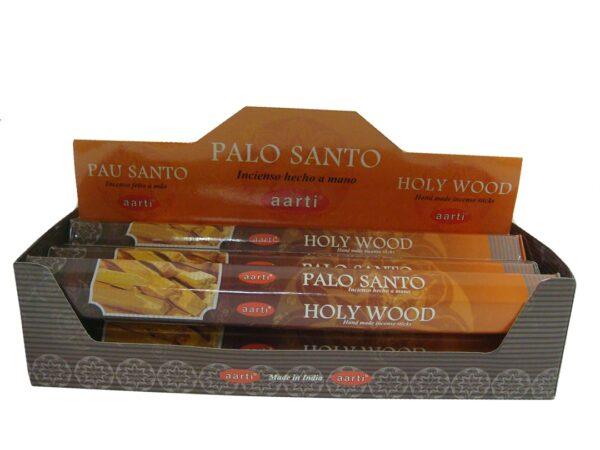 Incienso Aarti Palo Santo - Laura Casart