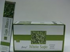 Incienso Balaji White Sage - Laura Casart