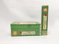 Incienso Hari Darshan Copal + Salvia Blanca - Laura Casart