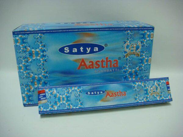 Incienso Satya Nag Champa Aastha - Laura Casart
