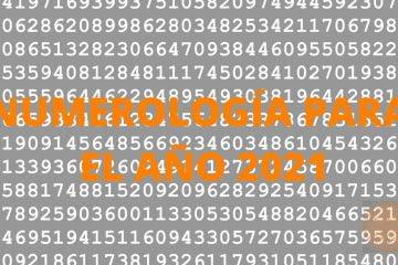 Numerología para el año 2021 - Blog - Laura Casart